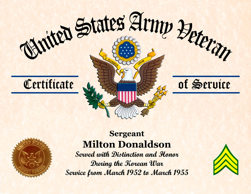 Cjm Military Certificates About Us