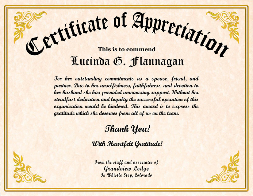 This is a photo of Influential Free Printable Veterans Certificate of Appreciation